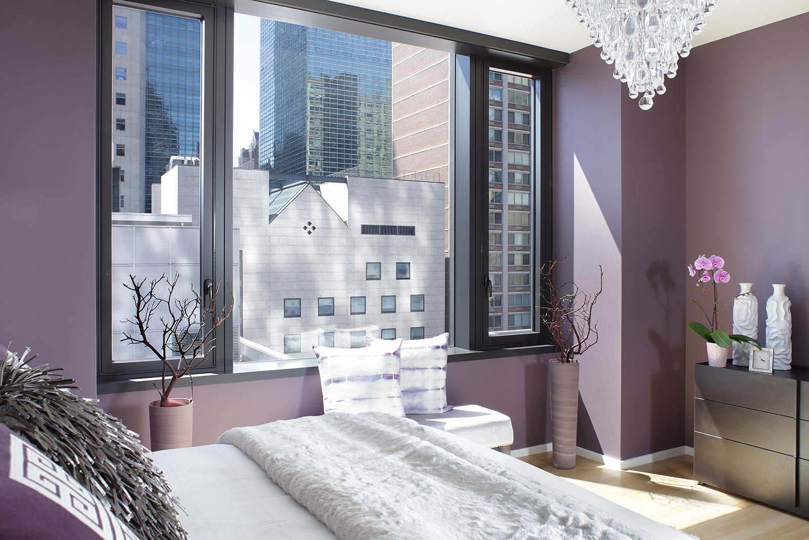 Nyc Apartment One Ny Plaza Carrie Mccall Design